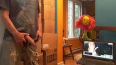 Enorme cazzo di giocare davanti alla telecamera gay con giovane teen